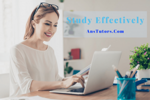 Study Effectively Tips
